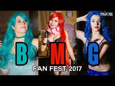 Albuquerque BMG Fan Fest 2017 Cosplay Music Video