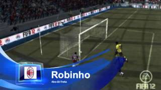 FIFA 12 DEMO My Goals Compilation Thumbnail