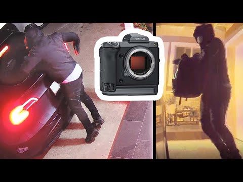 Download Our friend was robbed at gunpoint for his camera gear