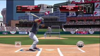 MLB 2K9 Online Home Run Derby