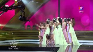 Miss Turkey 2014 Full HD