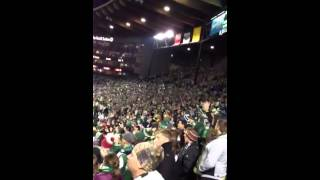 Final Timbers Army Chant 2013