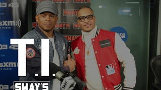 T.I. Interview: Responding To Lil Wayne Publicly + When Trap Music Goes Too Far