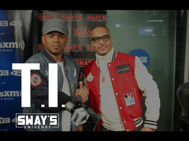 T.I. Interview With Sway, Speaks on RespondingTo Lil Wayne Publicly & When Trap Music Goes Too Far
