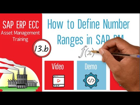 SAP EAM Tutorial-Part 13.b:How To Define Number Ranges In SAP PM