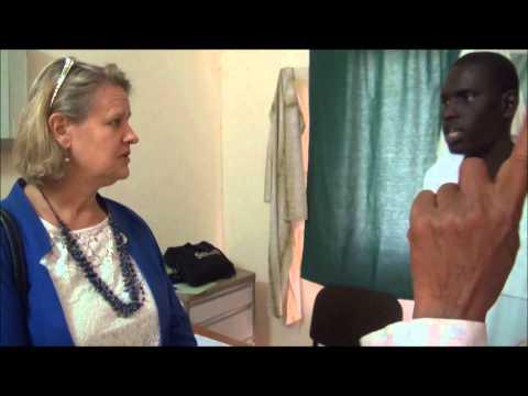 Résumé visite de terrain de la polyclinique communautaire et centre de jeunes filles