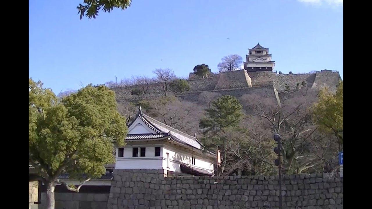 ���� marugame castle ������ youtube