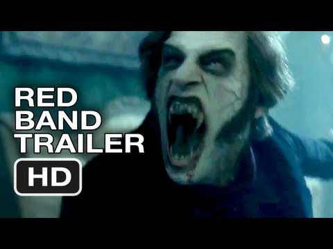 Abraham Lincoln Vampire Hunter Official Red Band Trailer (2012) - HD Movie
