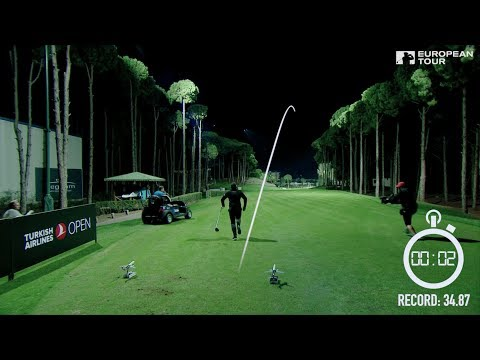 The Fastest Hole of Golf: Part 2 - Guinness World Records 2017