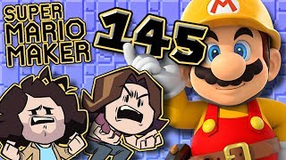 Super Mario Maker Peak Commentary - PART 145 - Game Grumps