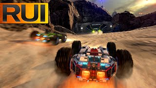 Grip Gameplay First Impressions   The Return of Rollcage?   Early Access