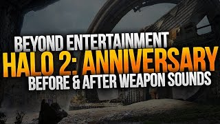 Halo 2: Anniversary Sound Comparison