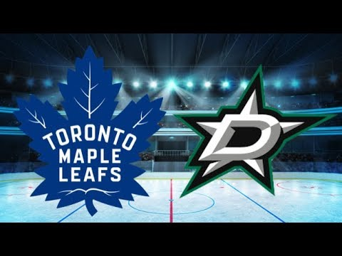 Toronto Maple Leafs Vs Dallas Stars 4 1 Jan 25 2018