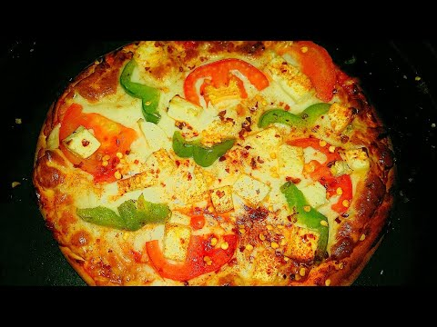 Pizza Recipe – Pizza Without Microwave – Dominos Pizza – Pizza in tandoor – पिज़्ज़ा बनाने की विधि