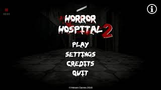 Horror hospital 2 shortest gameplay