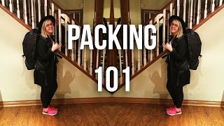 PACKING | Tips, Tricks and Staying Stylish