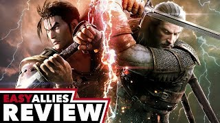Soulcalibur VI - Easy Allies Review