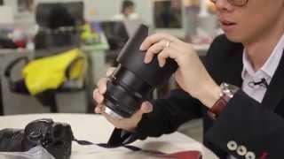 DRTV по-русски: Битва боке: Canon 85mm f 1.2L vs Mitakon ZY 85mm f 1.2