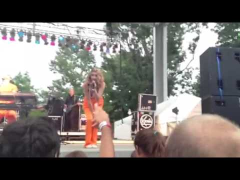 Hello - Karmin (Indiana State Fair)