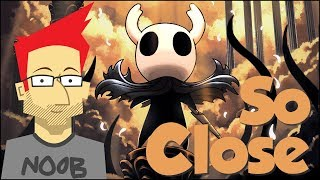 So Close! - Hollow Knight Stream VOD