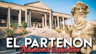 ABANDONED BEACH MANSION | Exploring El Partenon de NEGRO DURAZO Mexico 2018