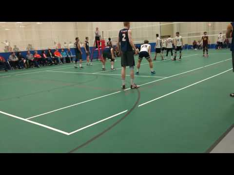 Illinois vs Minnesota Men's Volleyball