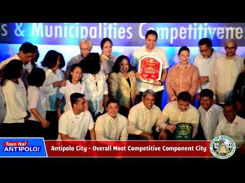 5th Regional Competitiveness Council and Awarding Ceremony