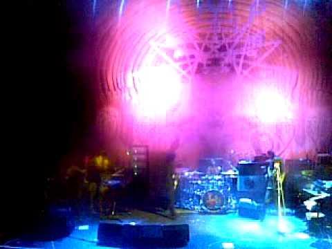The Mars Volta - 17 June 2008 - Metro City, Perth, Western Australia - Part 1/4