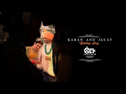 The Wedding Of Karan & Jessy