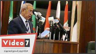 بالفيديو..رئيس الأكاديمية العربية: الشباب أمل مصر فى النهوض بالوطن ومحاربة البطالة