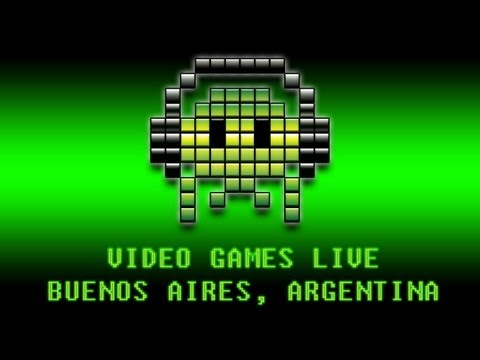 Video Games Live - Buenos Aires, Argentina [HD]