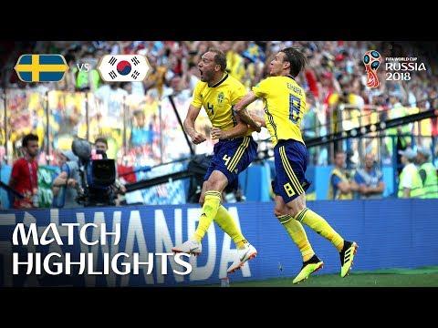 Sweden v Korea Republic - 2018 FIFA World Cup Russia™ - Match 12
