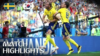 Sweden v Korea Republic - 2018 FIFA World Cup Russia™ - Match 12 thumbnail