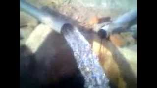 National Bio gas tubewell for Fish farm shorkt pakistan