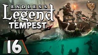 "Endless Legend Tempest #16 ""Van Helsing marítimo"" - Vamos Jogar Gameplay Português PT-BR"