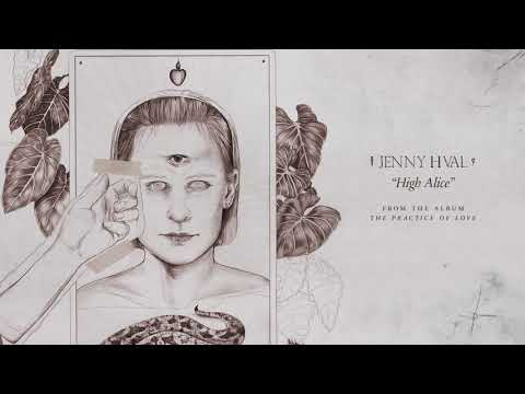 Jenny Hval Channels 'Alice in Wonderland' on Synth-Heavy Song 'High Alice'