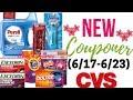 CVS NEWBiE Couponers Deals Start (6/17-6/23) Laundry Care, Cosmetics & More!
