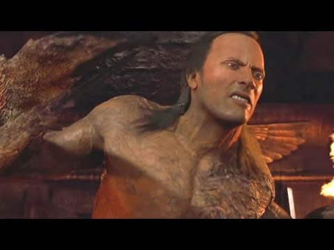 Top 10 Worst CGI Movie Effects