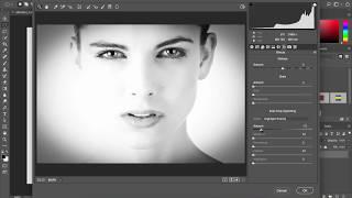 Vignette etkisi oluşturma Adobe Photoshop CC -