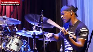 Sonny Emory: DRUM SOLO  Master at work....