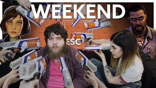 5 most dramatic deaths in PC gaming, Steam's next sale, and the end of Ben | Weekend Esc ep 23