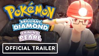 Pokemon Brilliant Diamond & Shining Pearl - Official Trailer #2