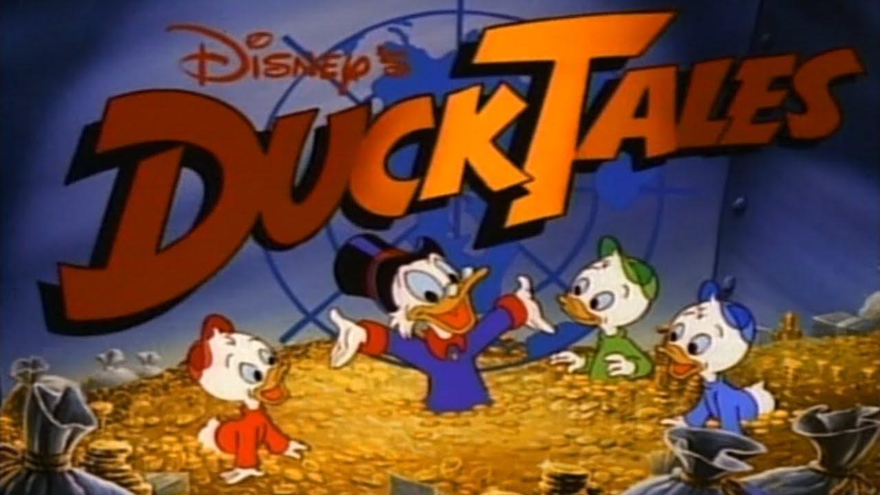 Ducktales Neues Aus Entenhausen