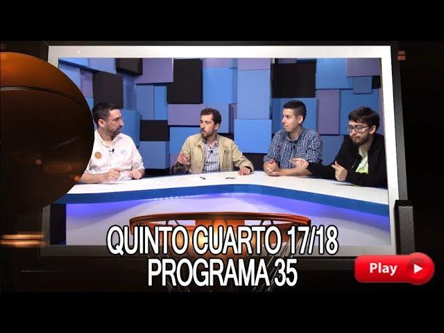 QUINTO CUARTO 17/18 - 35