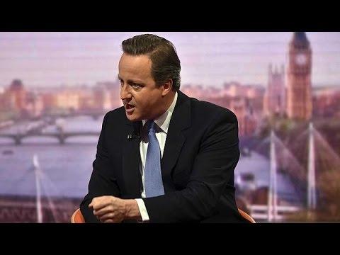 """Brexit/David Cameron : """"le Britannique n'est pas un lâche"""""""