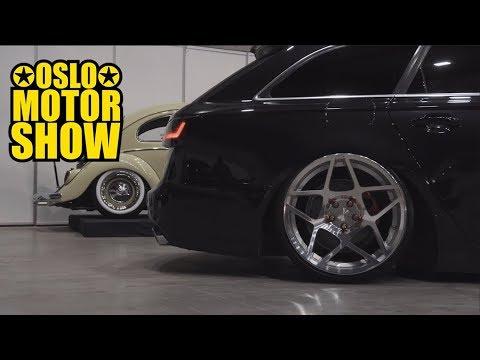Oslo motorshow 2017 (Official aftermovie) | 4K