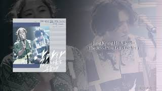 Cover images Jung Kyung Ho & Sondia - The Street You Left (Live Ver.) (OST Part.8 When the Devil Calls Your Name)