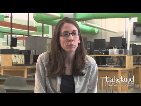 Lakeland Student Stories - Mairin O'Donnell, Electrical Engineering Technology