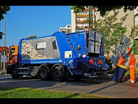 Házhoz menő menő szelektív hulladékgyűjtés - FKF Nonprofit Zrt. referencia film