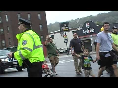 MOV2F0  OCTOBER 8 2017 COLUMBUS DAY PARADE WORCESTER